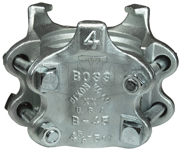 Boss™ Clamp 6 Bolt Type, 3 Gripping Fingers