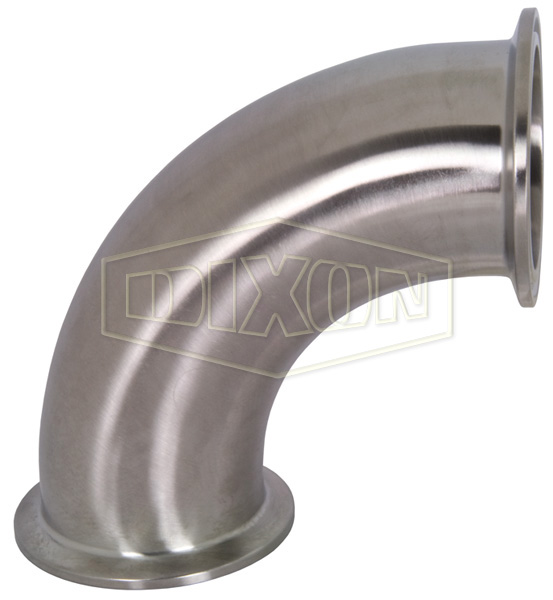 90° Clamp Elbow