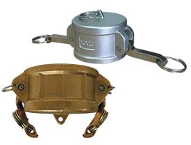 Dixon® Standard BSP Cam & Groove Type DC Dust Cap