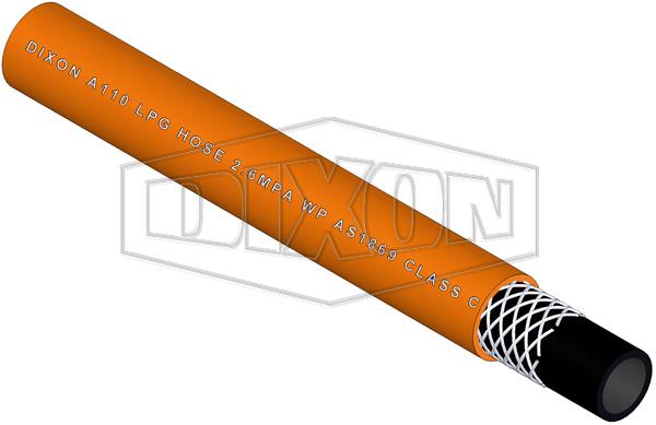 Rubber Single LPG Hose (A110)