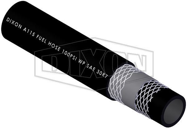 Rubber Fuel Hose (A115)