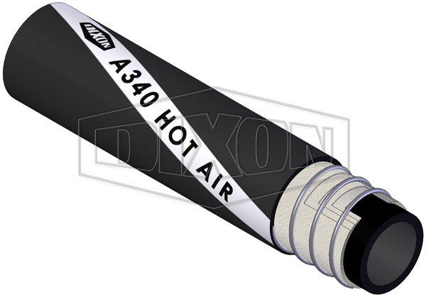 Rubber Hot Air Blower Hose (A340)