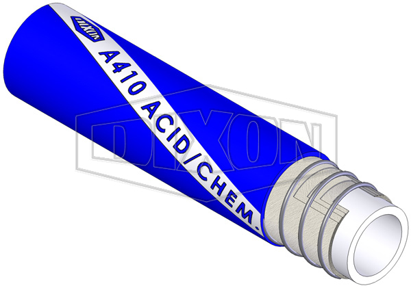 Rubber UHMW Polyethylene Suction & Delivery Chemical Hose (A410)