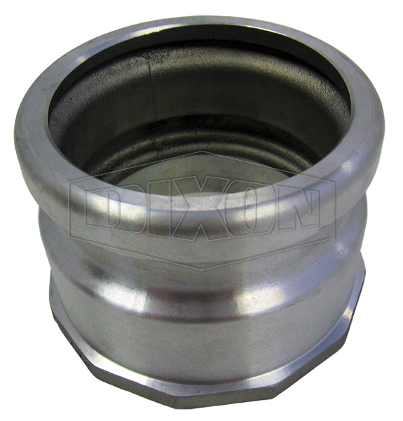 "Tank Cabinet ""Dummy"" Weld-on Adapter"
