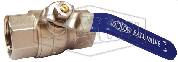 General Purpose Brass Ball Valve BSP
