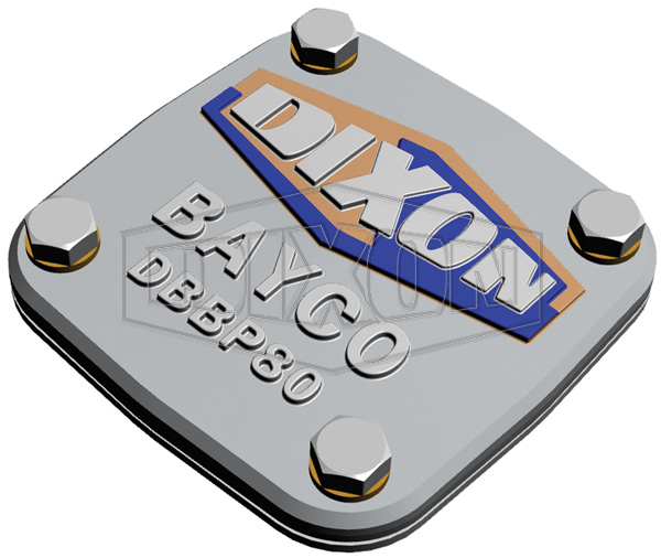 Dip / Fill Blank Plate Kit