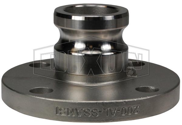 Dixon® Cam & Groove Adapter x 150# ANSI Flange
