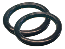 Cam & Groove Encapsulated Gasket