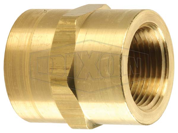 Female NPT Hex Coupling