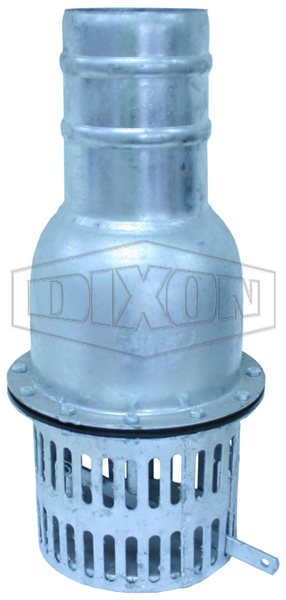 Foot Valve with Hosetail
