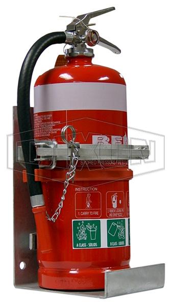 Extinguisher Vehicle Bracket