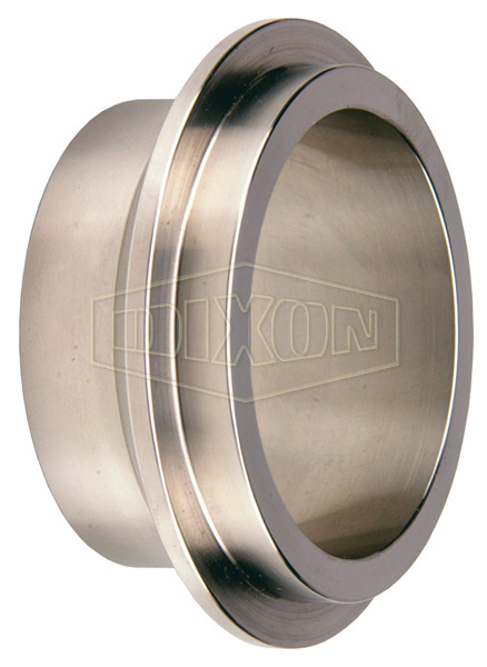 Male I-Line Short Weld Ferrule