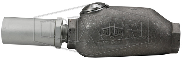 In-Line Lubricator with Filter