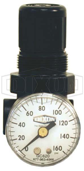 R91 Series 1 FRL's Miniature Water Regulator