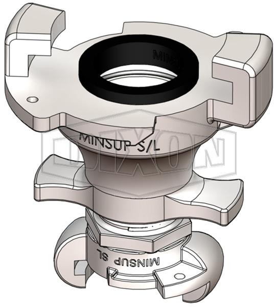 Surelock™ Reducing Adapter Minsup
