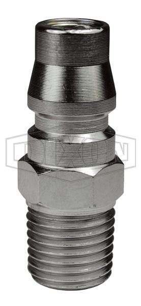 NK-Series Japanese Pneumatic Male Plug