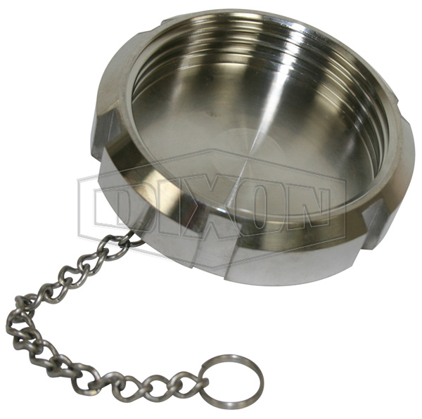 SMS Blank Nut with Chain