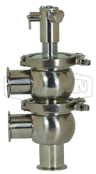 SV-Series Single Seat Hygienic Valve F Body Manual