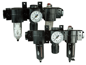 E73 Series 1 FRL's Compact Combination Unit