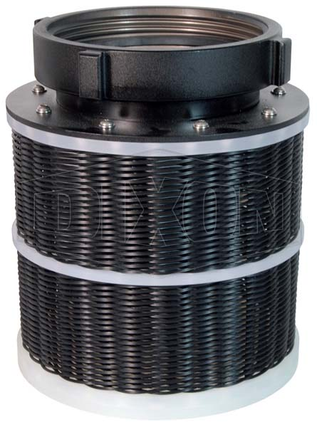Dixon® Short Style Polypropylene Strainer