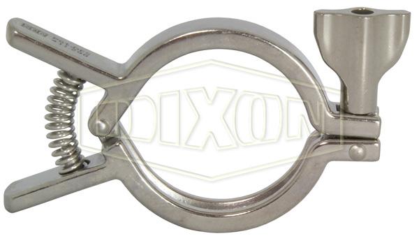 I-line/Q-line Squeeze Clamp