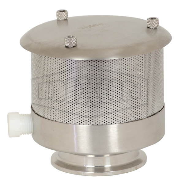 Stainless Steel Air & Vacuum Relief Tank Vent Valve