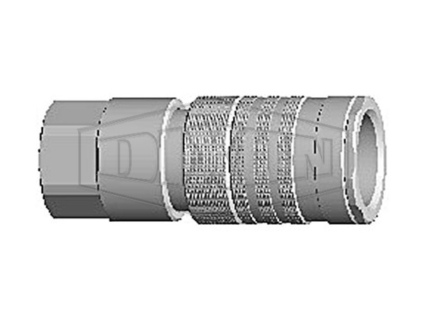 DQC TR-Series Tema European Interchange Diver Coupling