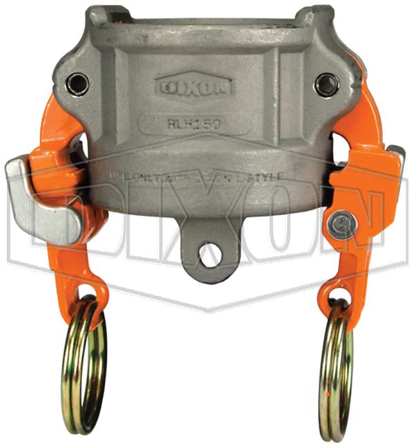 Vent-Lock™ Safety EZ Boss-Lock™ Cam & Groove Type H Dust Cap