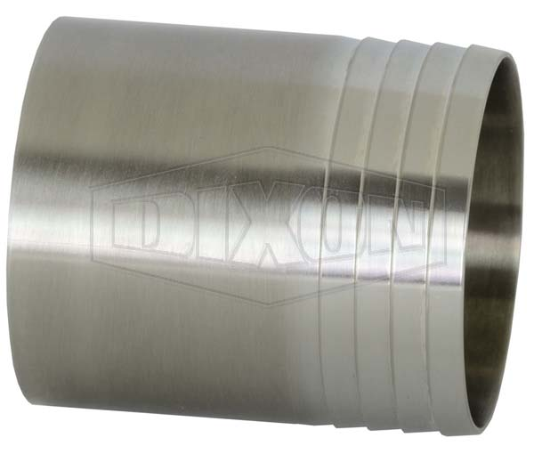 Polished Weld Hose Adapter