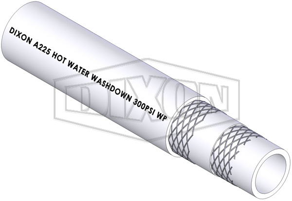 Hot Water Washdown Hose