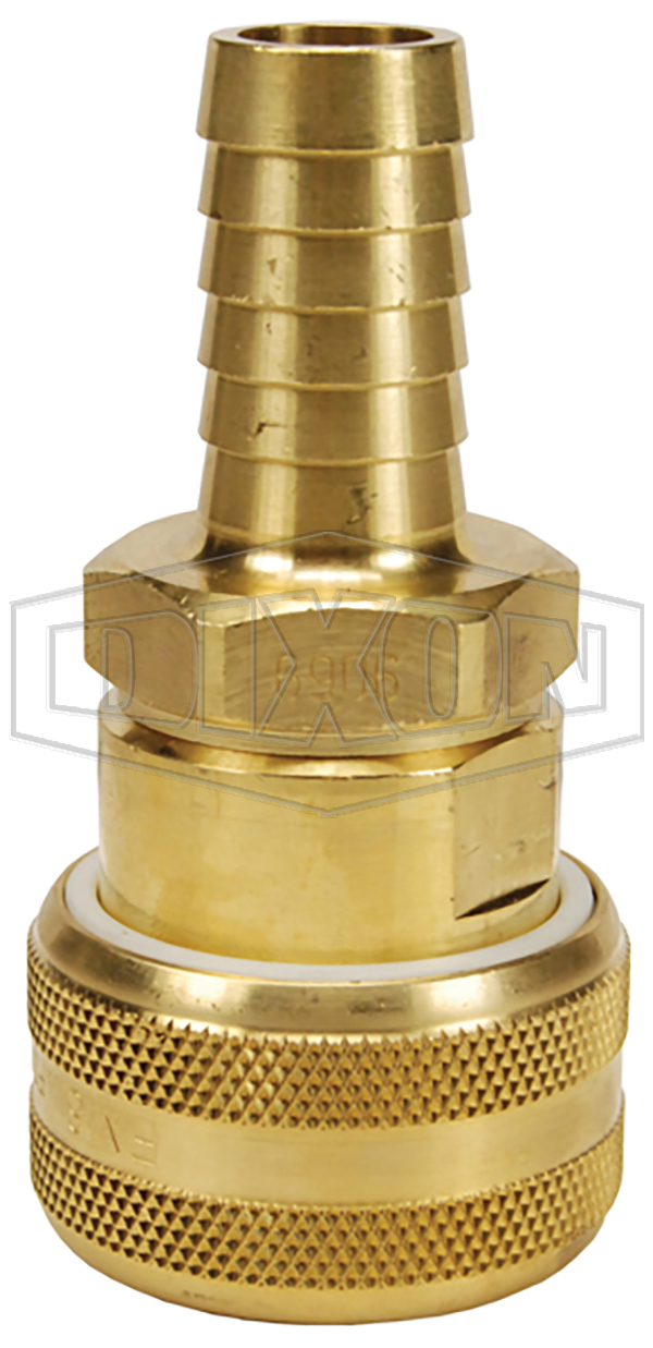 Air Chief Industrial Automatic Coupler Standard Hose Barb