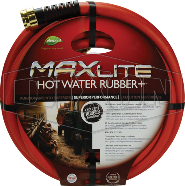 Hot Water Rubber Reinforced Hose