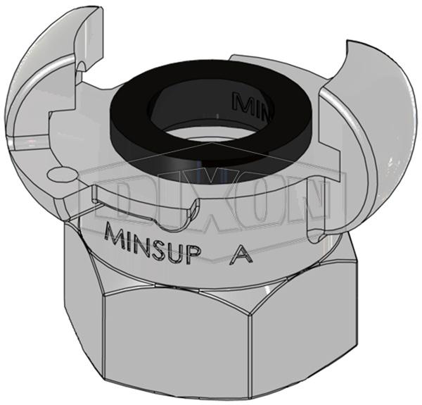 Minsup A Type Female NPT End