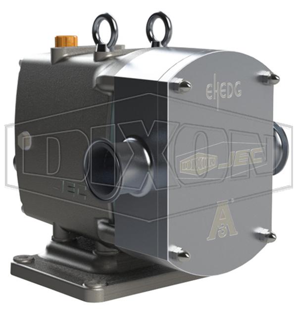 Dixon/JEC JRZL-100 Series Rotary Lobe Pumps