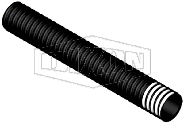 180AR Rubber/HD Helix Suction/Delivery Hose